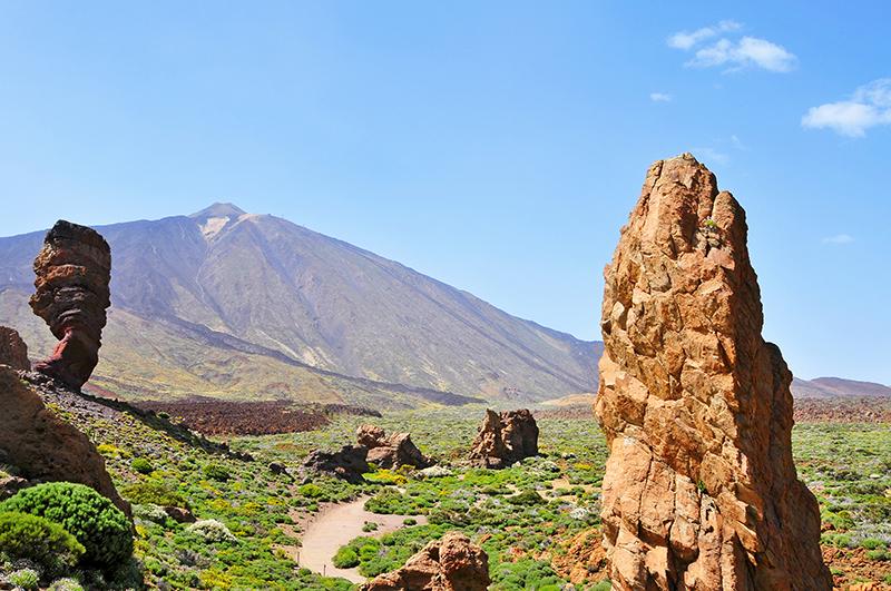 Teide på Tenerife