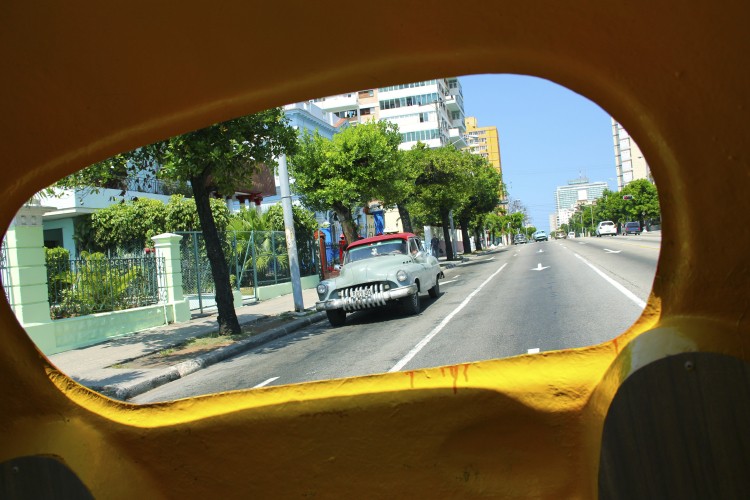 Fly til Havana