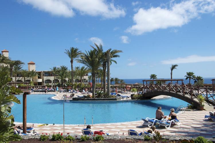 Sol og strand på Fuerteventura