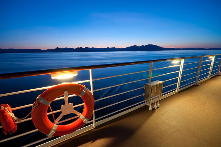 Cruise i Caribien