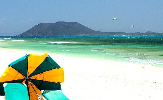 Vejret på Fuerteventura
