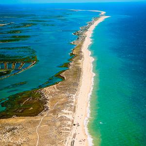 Ria Formosa Beach