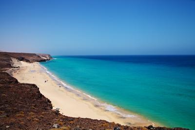 Costa Calma strand