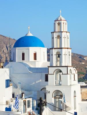 Santorini Pyrgos, Theotokaki Kirke