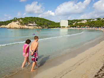 Menorca Cala Galdana