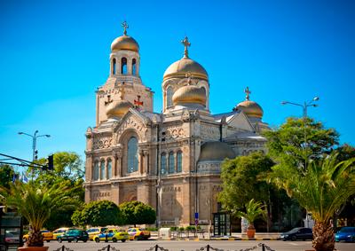 Katedralen i Varna