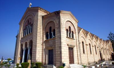 Agios Dionysios kirke