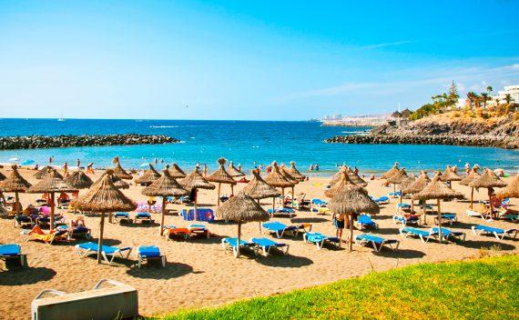 Playa de Bobo i Costa Adeje