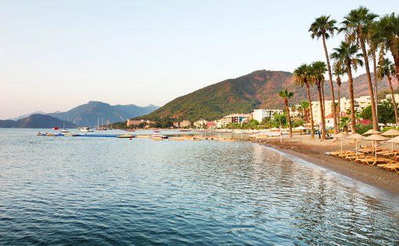 Badeby i Tyrkiet