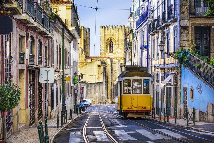 Lissabon shopping