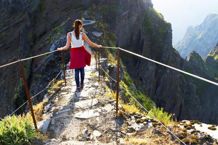 Flotte vandreture på Madeira