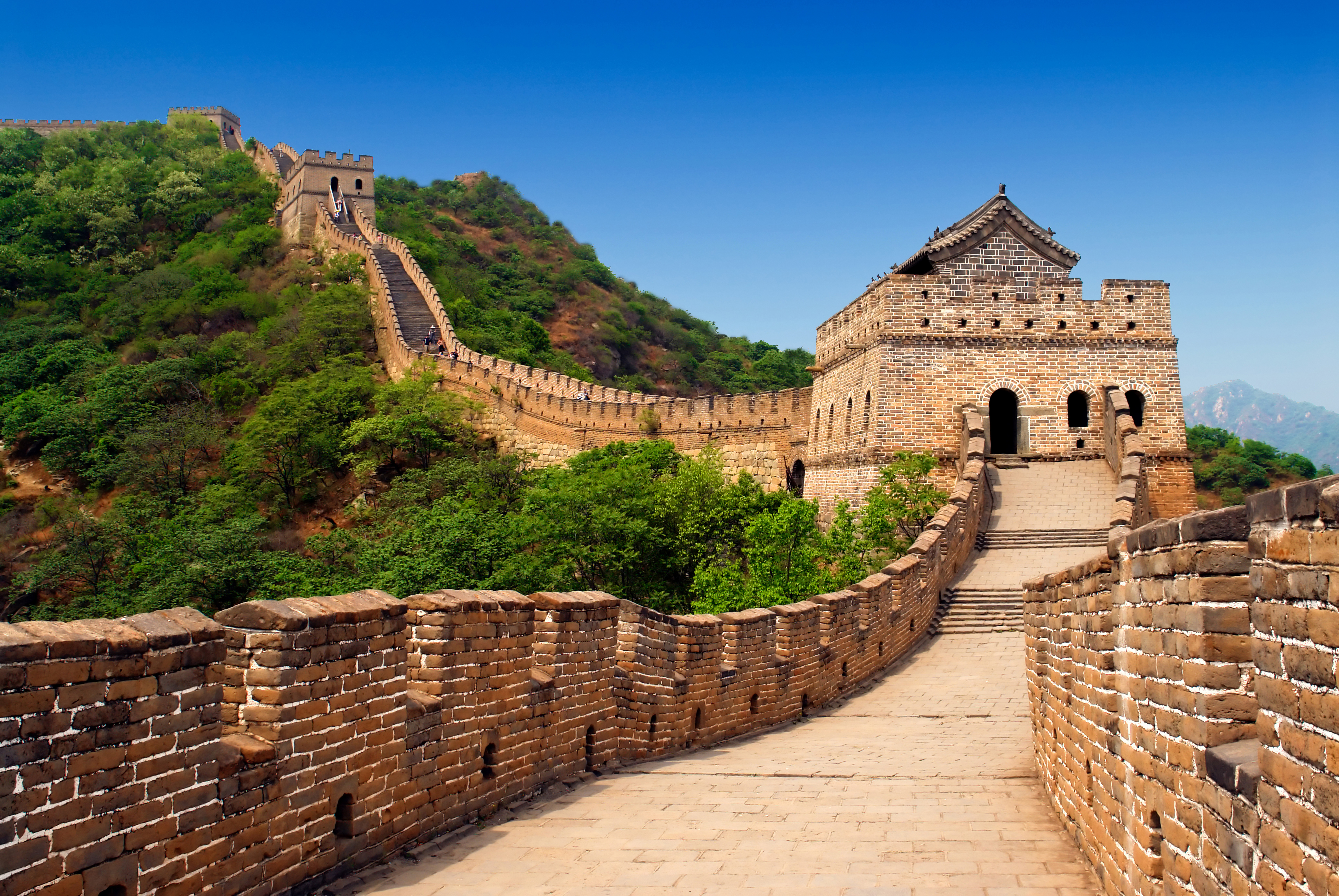 Historien Om Den Kinesiske Mur Bravo Tours